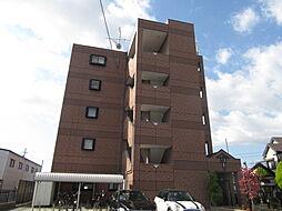 大阪府茨木市十日市町の賃貸マンションの外観
