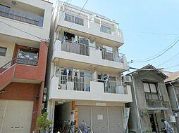 サンハイツ[4階]の外観