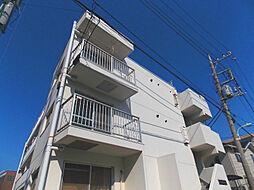 武蔵浦和宝マンション[201号室]の外観
