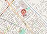 地図,2LDK,面積53.14m2,賃料4.7万円,道南いさりび鉄道 七重浜駅 徒歩6分,,北海道北斗市七重浜4丁目31番9号