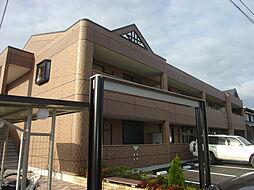 兵庫県加古郡稲美町国岡6丁目の賃貸アパートの外観