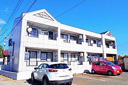 埼玉県所沢市大字下安松の賃貸マンションの外観