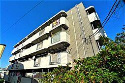 綱島マンション[5階]の外観