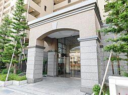 コスモシティ神戸本山[4階]の外観