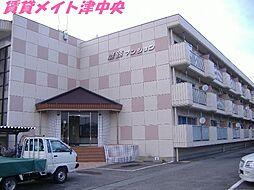 三重県津市久居西鷹跡町の賃貸マンションの外観