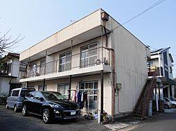 佐賀県佐賀市若宮3丁目の賃貸アパートの外観