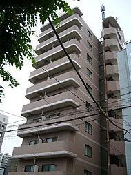 北海道札幌市豊平区月寒中央通8丁目の賃貸マンションの外観