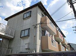 大阪府門真市城垣町の賃貸マンションの外観