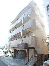 鹿児島県鹿児島市田上台2丁目の賃貸マンションの外観