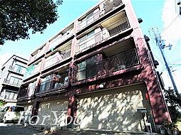 兵庫県神戸市灘区灘北通6丁目の賃貸マンションの外観