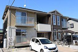 神奈川県平塚市入野の賃貸アパートの外観