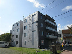 北海道札幌市東区北四十一条東6丁目の賃貸マンションの外観