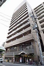 桜川レヂデンス[6階]の外観