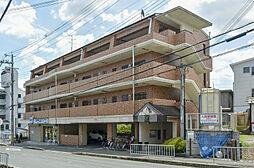 大阪府枚方市茄子作4丁目の賃貸マンションの外観