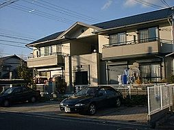 兵庫県伊丹市御願塚1丁目の賃貸アパートの外観