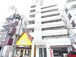 千葉県松戸市仲井町2丁目の賃貸マンションの外観