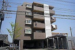 ヴェルモントルラーシュ[4階]の外観