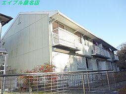 三重県桑名市東正和台3丁目の賃貸アパートの外観