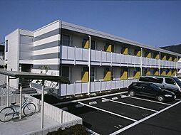 長野県松本市並柳1丁目の賃貸アパートの外観