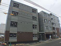 仮)二十四軒1−2マンションB棟[1階]の外観