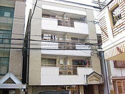 大阪府大阪市平野区喜連5丁目の賃貸マンションの外観