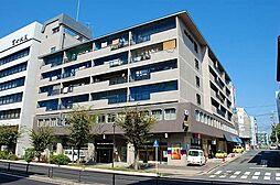 奈良県奈良市大宮町6丁目の賃貸マンションの外観
