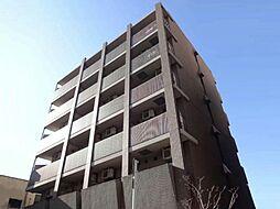 大阪府藤井寺市岡1丁目の賃貸マンションの外観