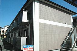 大阪府茨木市総持寺駅前町の賃貸アパートの外観