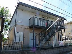 恵コーポA[1階]の外観