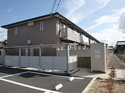 滋賀県守山市下之郷2丁目の賃貸アパートの外観