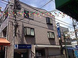鴨志田ビル[301号室]の外観