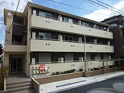 フロンテラ北栄[1階]の外観