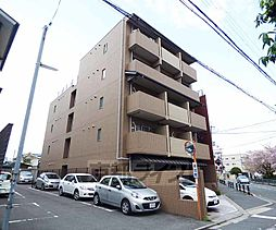 京都府京都市上京区古木町の賃貸マンションの外観