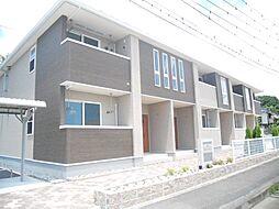 メゾンキャッスルサイド D棟[1階]の外観