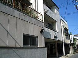 岡山県岡山市北区寿町の賃貸アパートの外観