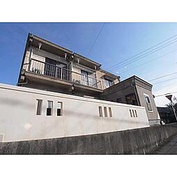 静岡県静岡市駿河区中吉田の賃貸アパートの外観