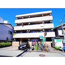 静岡県静岡市駿河区稲川2丁目の賃貸マンションの外観