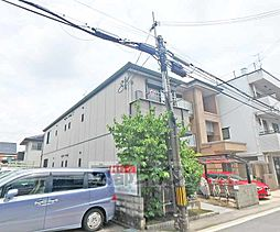 京都府京都市西京区川島寺田町の賃貸アパートの外観