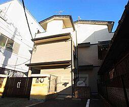 京都府京都市下京区若宮通六条下る若宮町の賃貸アパートの外観