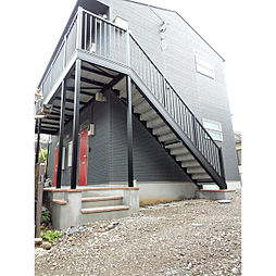 プラスガレージ秦野[201号室]の外観