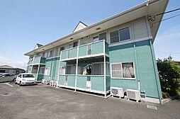 茨城県日立市久慈町2丁目の賃貸アパートの外観