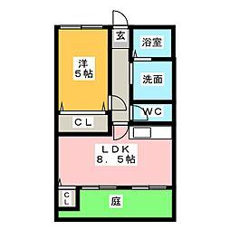一社駅 4.6万円