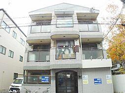 兵庫県芦屋市浜町の賃貸マンションの外観
