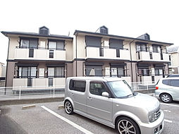 千葉県習志野市藤崎6丁目の賃貸アパートの外観