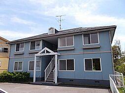 山口県下関市清末本町の賃貸アパートの外観