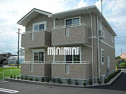ルナピーノII A[1階]の外観