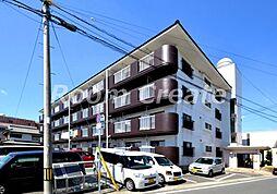 徳島県徳島市末広5丁目の賃貸マンションの外観