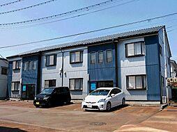 新潟県燕市吉田東町の賃貸アパートの外観