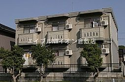 岡山県総社市泉の賃貸マンションの外観