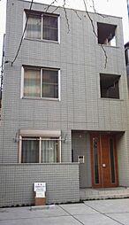 東京都豊島区上池袋3丁目の賃貸マンションの外観